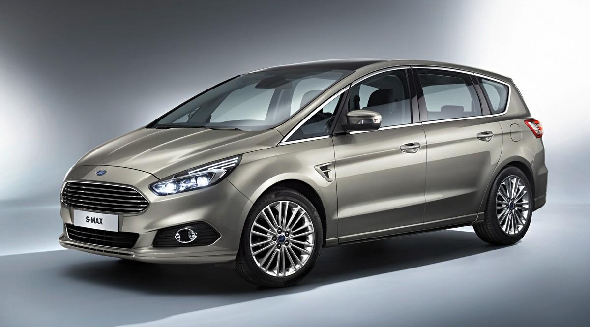 Новият Ford S-MAX