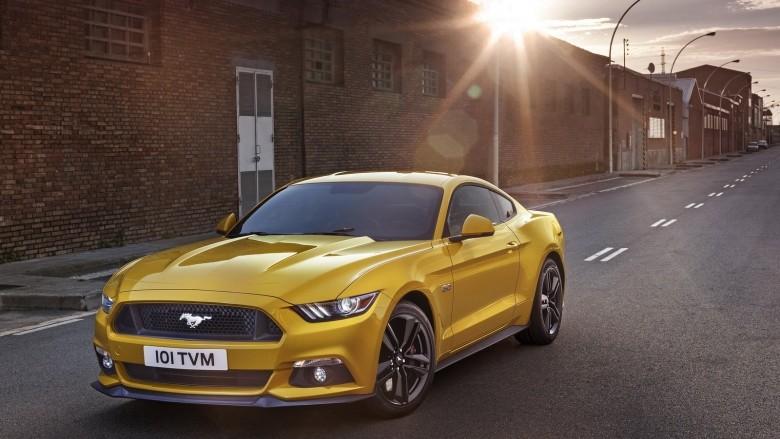 Новият Ford Mustang